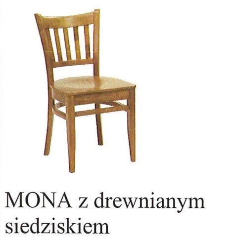 Gastro Stuhl MONZA
