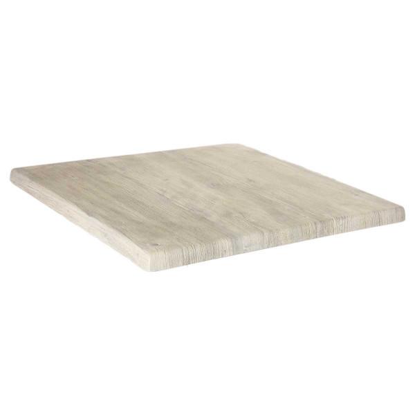 WERZALIT® Tischplatten Classic, 178 ponderosa weiss