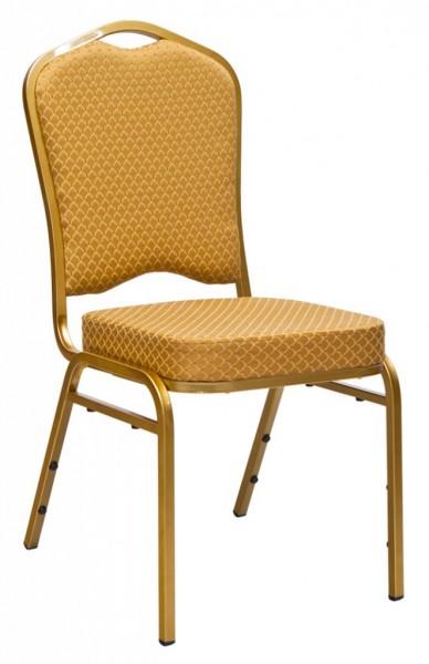 Bankett Stuhl T68123 gold/beige