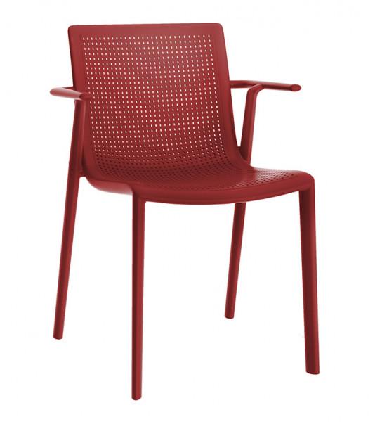 RESOL Stuhl Beekat mit Armenlehnen