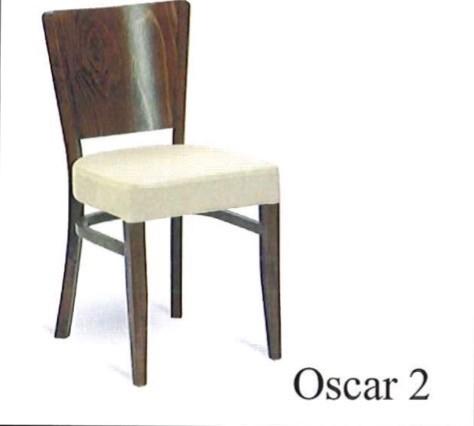 Gastro Stuhl OSKAR 2
