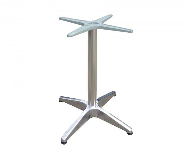 Alu - Tischgestell Kor 4 Poliert