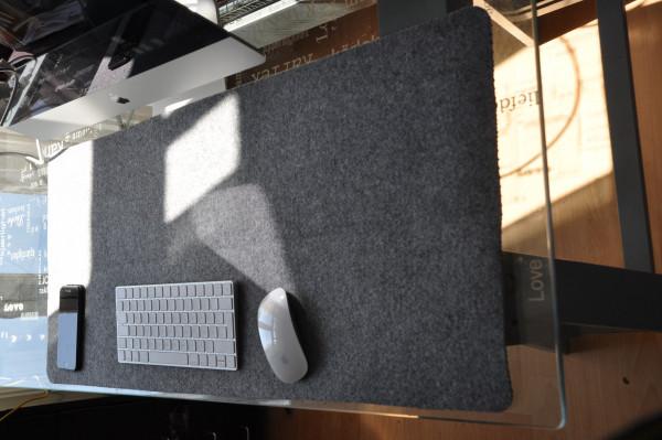 Schreibtisch Unterlagen 90x40