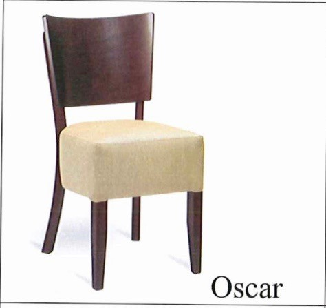 Gastro Stuhl Oscar Buche