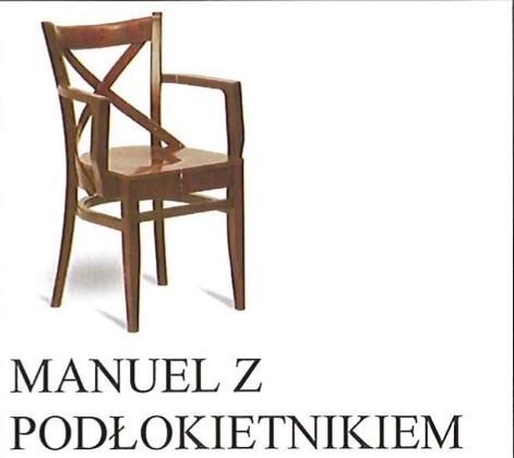 Gastro Sessel MANUELL Z