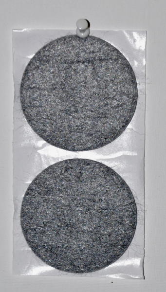 Filzgleiter rund 70mm