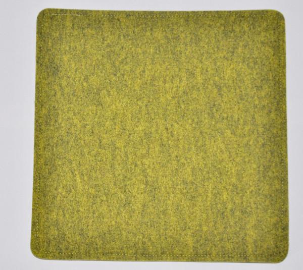 Filzkissen 35 x 35 cm einlagig 4,5mm stark in verschiedene Farben